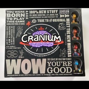 """CRANIUM WOW """"You're Good"""" Adult Board Game 2007"""
